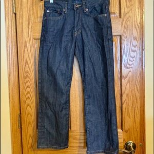 Lucky Brand 361 Vintage Straight Jeans 29x32 NWOT